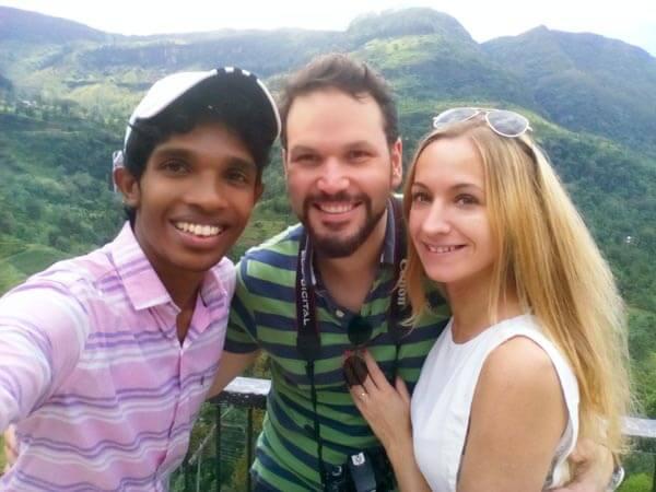 Sri Lanka Touren mit Fahrer