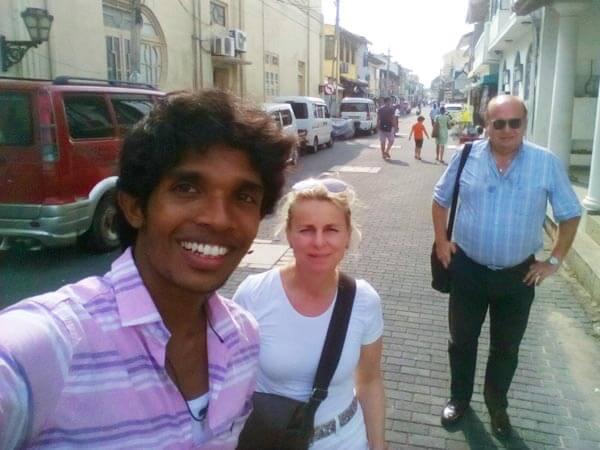 Sri Lanka individuelle Tour