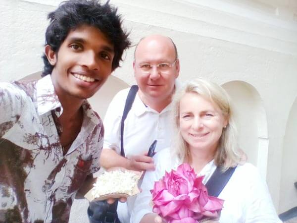 deutsche Touren Sri Lanka